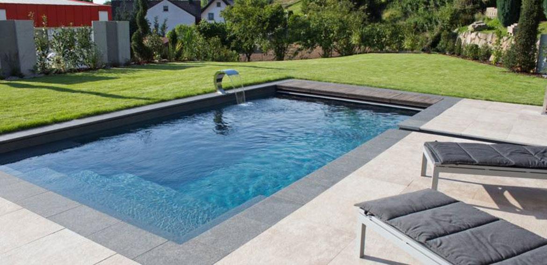 Teichmeister ausstellungen pools in allen varianten for Fertigbecken pool