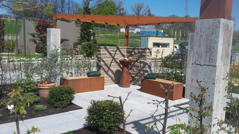 Gartenmobel Aus Holz Obi : Ausstellungen  Landesgartenschau Öhringen  Balena GmbH