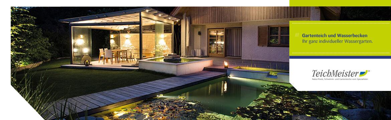▷ Kleiner Pool - großes Vergnügen | TeichMeister | Balena GmbH